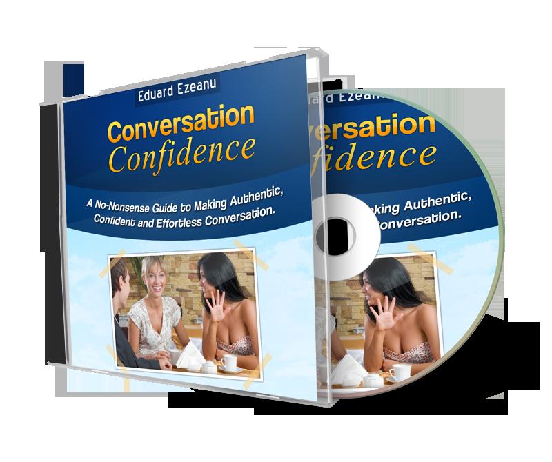 Conversation Confidence | Social Confidence Secrets